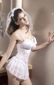 Костюм невесты